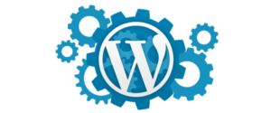 Wordpress izdelava spletnih strani logo