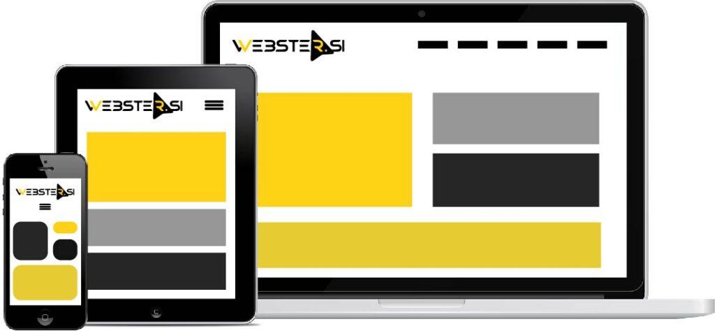 Webster izdelava in oblikovanje spletnih strani
