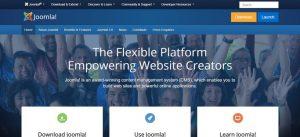 Joomla izdelava spletnih strani